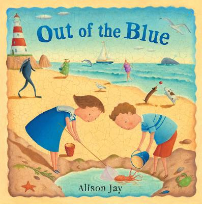 Cover for Out of the Blue