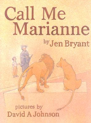 Call Me Marianne Cover