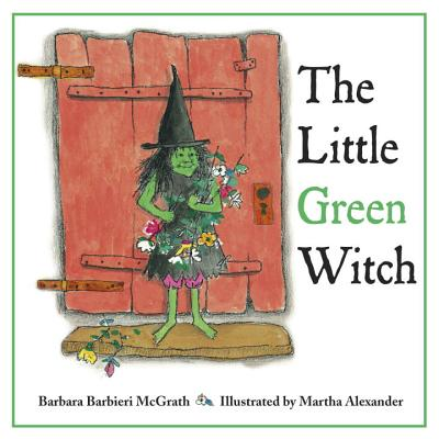 The Little Green Witch Cover