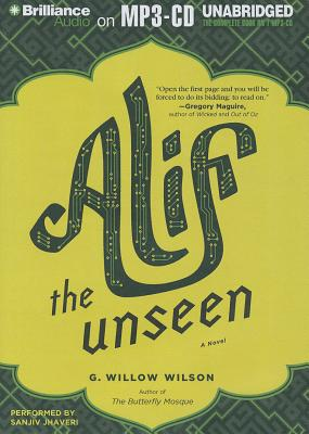 Alif the Unseen Cover Image