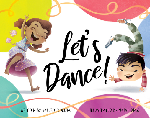 Let's Dance! Cover Image