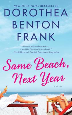 Same Beach, Next Year: A Novel Cover Image