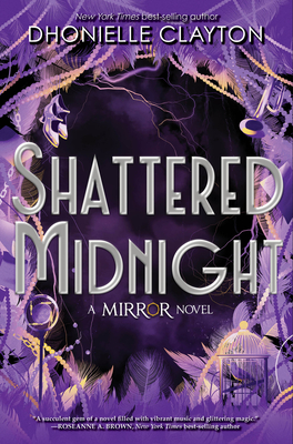 The Mirror Shattered Midnight Cover Image