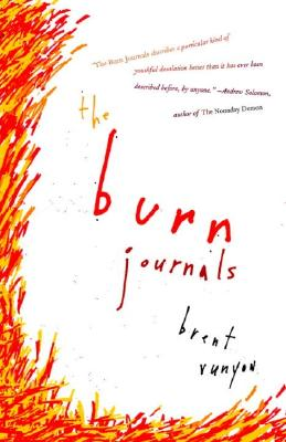 The Burn Journals Cover Image