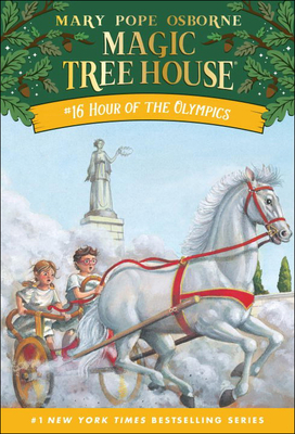 Hour of the Olympics (Magic Tree House #16) Cover Image