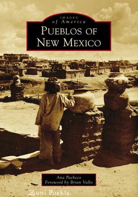 Pueblos of New Mexico Cover Image