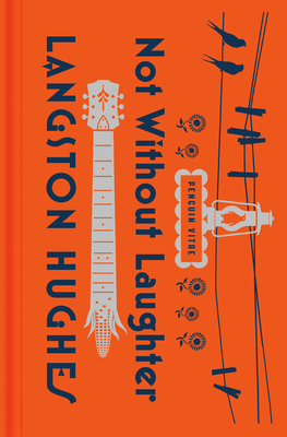 Cover for Not Without Laughter (Penguin Vitae)