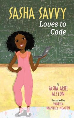 Sasha Savvy Loves to Code Cover Image