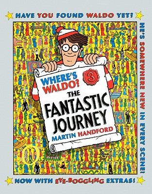 Where's Waldo: The Fantastic Journey Cover Image