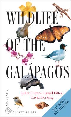 Wildlife of the Galápagos: Second Edition (Princeton Pocket Guides #13) Cover Image