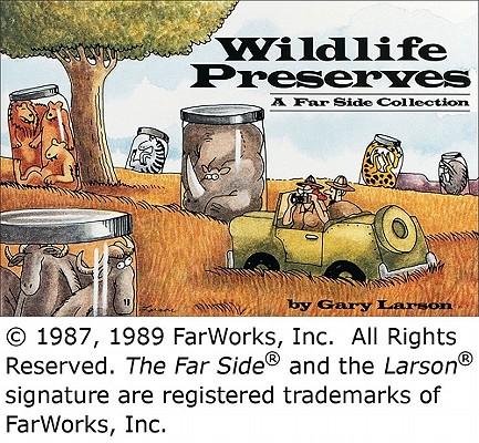 Wildlife Preserves (Far Side #13) Cover Image