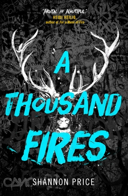 Cover for A Thousand Fires