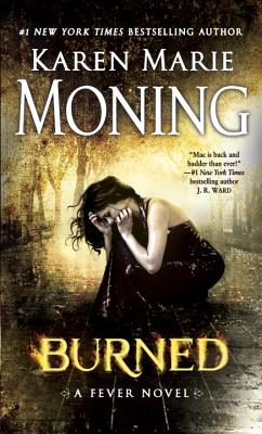 Burned: A Fever Novel Cover Image