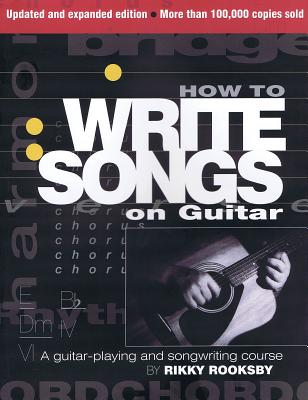 How to Write Songs on Guitar Cover Image