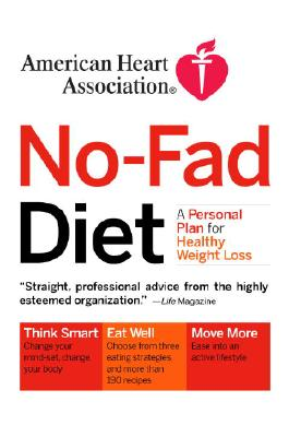 American Heart Association No-Fad Diet Cover