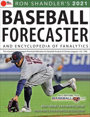 Ron Shandler's 2021 Baseball Forecaster Cover Image