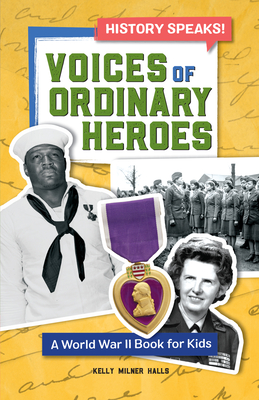 Cover for Voices of Ordinary Heroes