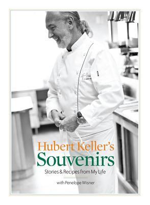 Hubert Keller's Souvenirs Cover