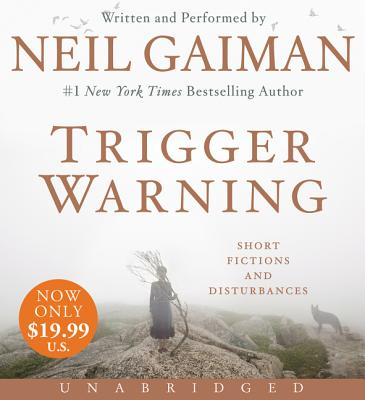 Trigger Warning Low Price CD: Short Fictions and Disturbances Cover Image