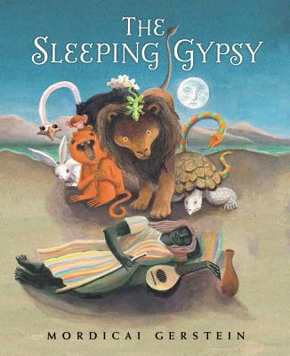 Cover for The Sleeping Gypsy