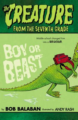 The Creature from the Seventh Grade Cover
