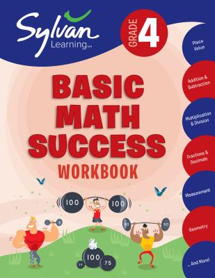 4th Grade Basic Math Success Cover