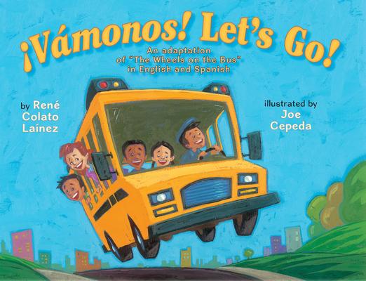 Vamonos! Let S Go! Cover