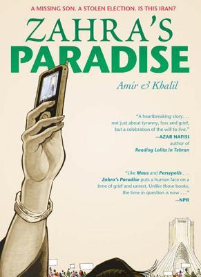 Zahra's Paradise Cover