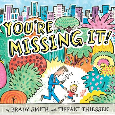 Cover for You're Missing It!