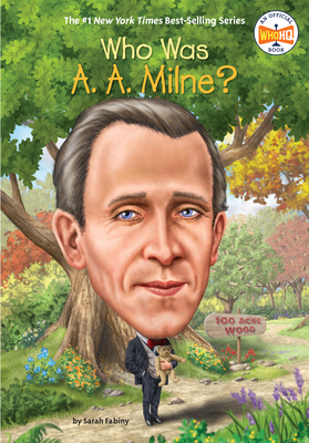 Who Was A. A. Milne? (Who Was?) Cover Image