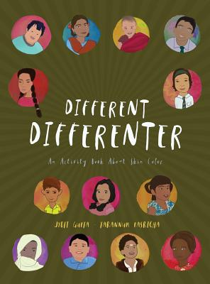 Different Differenter: An Activity Book about Skin Color Cover Image