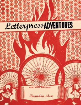 Letterpress Adventures Cover