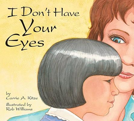 Cover for I Don't Have Your Eyes