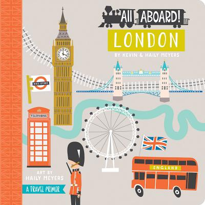 All Aboard London: A Travel Primer Cover Image