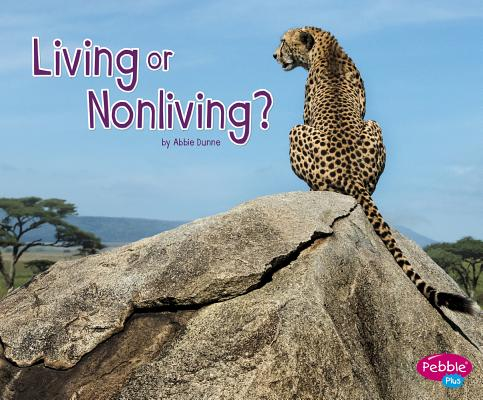 Living or Nonliving? (Life Science) Cover Image