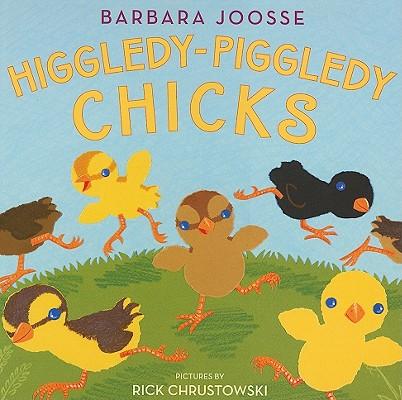 Higgledy-Piggledy Chicks Cover