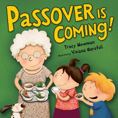 Passover Is Coming Cover Image