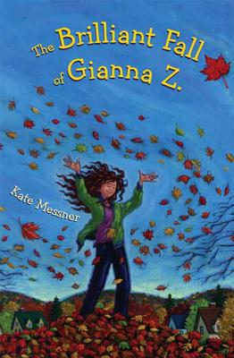 The Brilliant Fall of Gianna Z. Cover