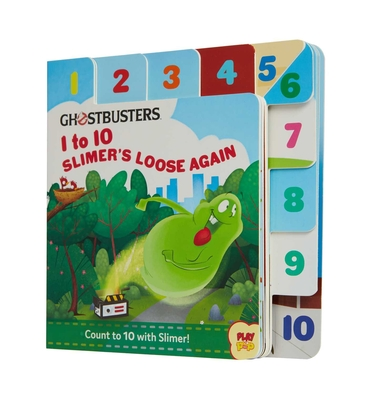 Ghostbusters: 1 to 10 Slimer's Loose Again (PlayPop) Cover Image