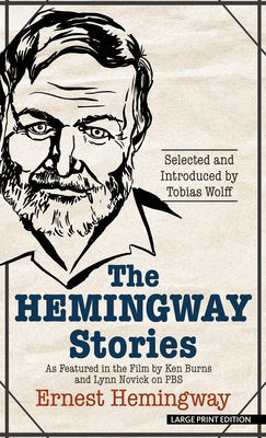 The Hemingway Stories Cover Image