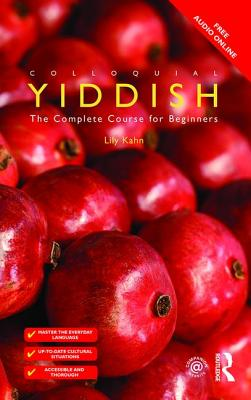 Colloquial Yiddish: The Complete Course for Beginners Cover Image