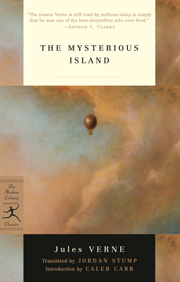 The Mysterious Island (Modern Library Classics) Cover Image