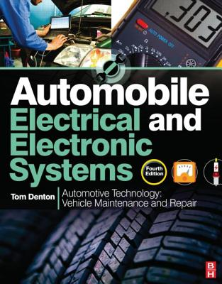 Automobile Electrical and Electronic Systems, 4th Ed Cover Image