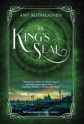 Cover for The King's Seal