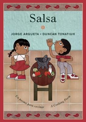 Salsa: Un Poema Para Cocinar / A Cooking Poem Cover Image