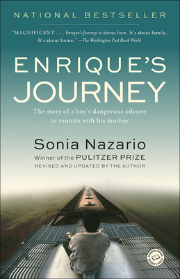 Enrique's Journey Cover