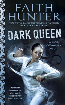 Dark Queen (Jane Yellowrock #12) Cover Image