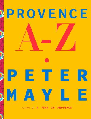 Provence A-Z Cover Image