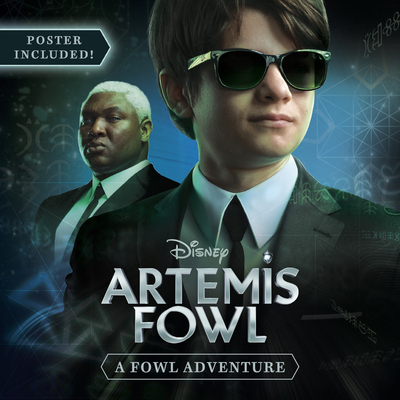 Artemis Fowl: A Fowl Adventure Cover Image