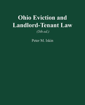 Ohio Eviction and Landlord-Tenant Law, 5th Ed. Cover Image